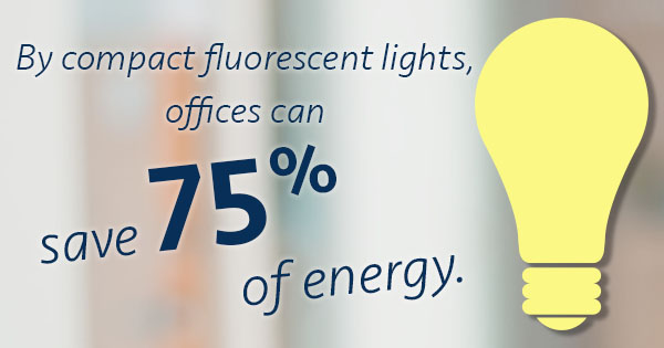 Save 75% of Energy